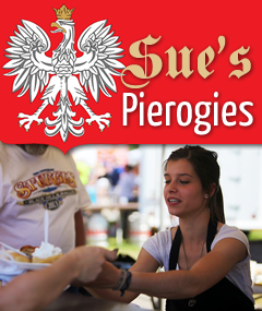 Sue's Pierogis
