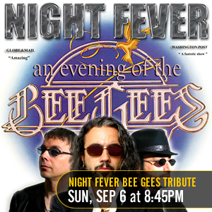 Night Fever Bee Gees Tribute Band